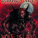 کاور کتاب هشتم: جزیره گرگ ها