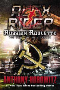 جلد ۱۰ الکس رایدر: رولت روسی 1