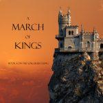 کاور جلد ۲ حلقهی جادوگران: رژه پادشاهان