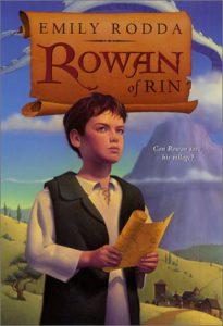 جلد اول روون: روون پسری از رین 1