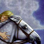 کاور جلد سوم نارنیا: اسب و پسرک او