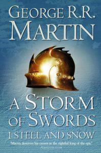 جلد ۳ نغمهای از یخ و آتش: یورش شمشیرها 1