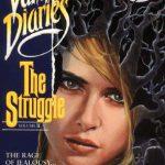 کاور خاطرات یک خون آشام – جلد دوم (کشمکش)