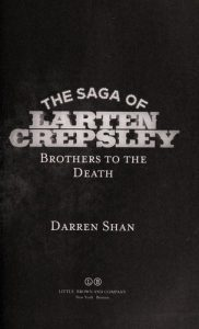کتاب چهارم: برادرانه تا پای مرگ 1
