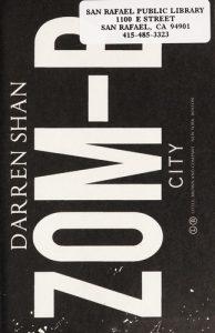 جلد سوم زام-بی: شهر 1