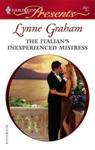The Italian's Inexperienced Mistress 1