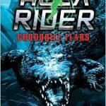 کاور جلد هشتم: اشک تمساح