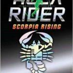 کاور جلد نهم الکس رایدر: بازگشت عقرب