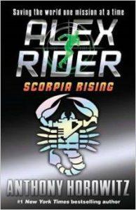 جلد نهم الکس رایدر: بازگشت عقرب 1