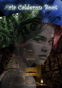 آریا کالدورن-بوت (فن فیکشن) 1