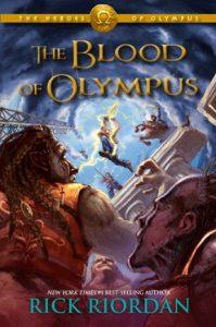 جلد پنجم قهرمانان المپ: خون المپی 1
