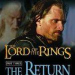 کاور جلد ۳ ارباب حلقهها: بازگشت پادشاه