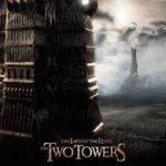 کاور جلد ۲ ارباب حلقهها: دو برج