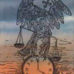 کاور آخرین روز یک محکوم و کلود ولگرد