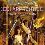 کاور مبارزه با حقیقت (جنگ ستارگان، کارآموز جدای، شماره 9)
