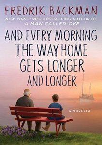 کاور کتاب و هرروز صبح راه خانه دورتر و دورتر میشود
