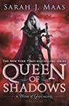 کاور ملکه سایهها (جلد 4 تاج و تخت شیشهای)