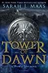 کاور برج سپیدهدم (جلد 6 تاج و تخت شیشهای)